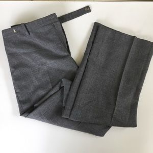 Gap ladies lined wool grey pants